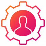 Logo service de transformation digitale - ERP INCORP Belgium