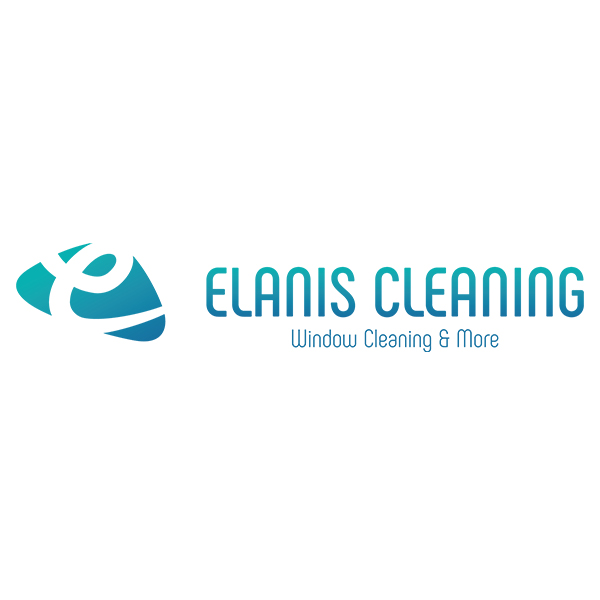 Logo Elanis Cleaning réalisation service création de site web INCORP Belgium