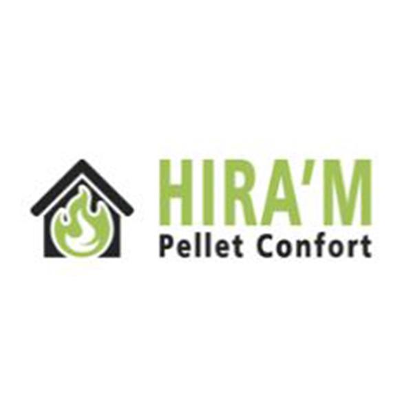 Logo Hiram Pellet Confort réalisation service cybersécurité INCORP Belgium