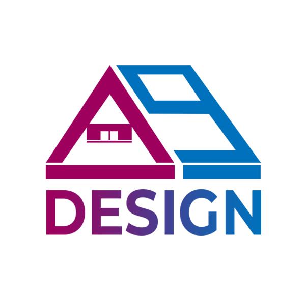 Logo A9 Design réalisation service création de site web INCORP Belgium